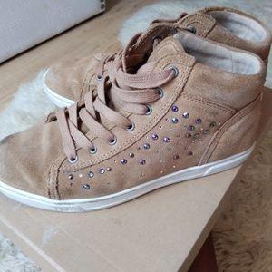 UGG Taylah sneaker with Swarovski crystals
